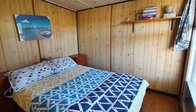 lobster shack bedroom