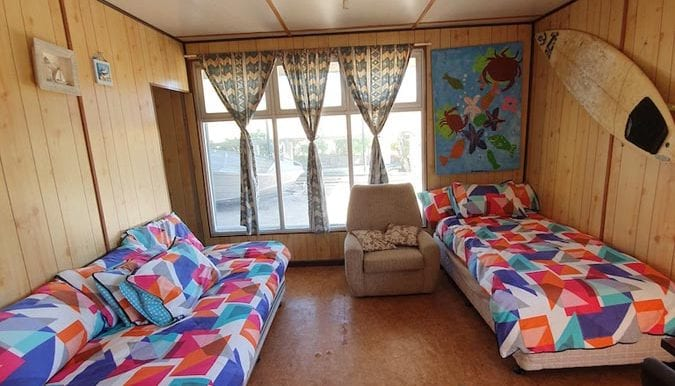 lobster shack living area 2