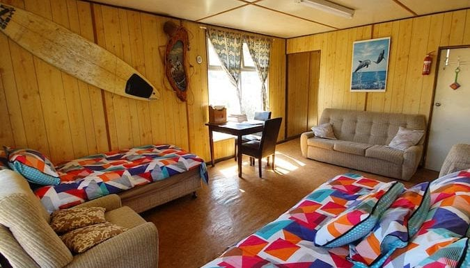 lobster shack living area 3